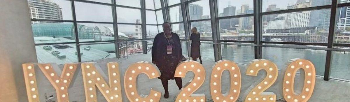 MMCS at IYNC Sydney 2020 – Report