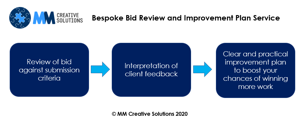 Bespoke Bid Review and Improvement Plan Service
